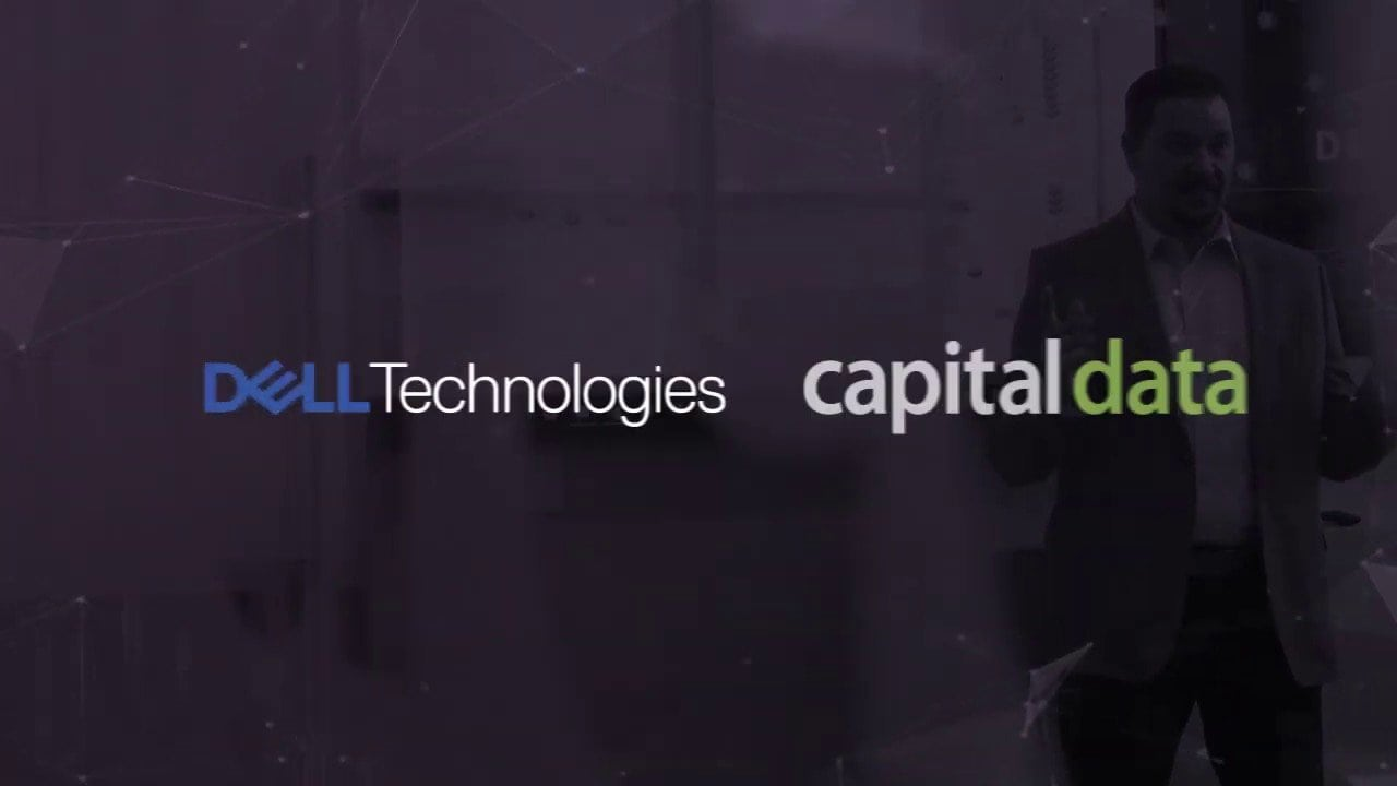 Dell Technologies & Capital Data. Data Driven Architecture™